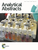 Cover image for Analytical Abstracts