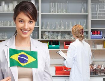 Brazil students