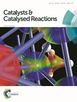 Cover image for Catalysts & Catalysed Reactions