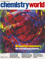 Cover image for April 2005