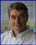 Sir Geoffrey Wilkinson Lectureship current winner, Bruno Chaudret
