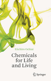 Book cover - Chemicals for life and living