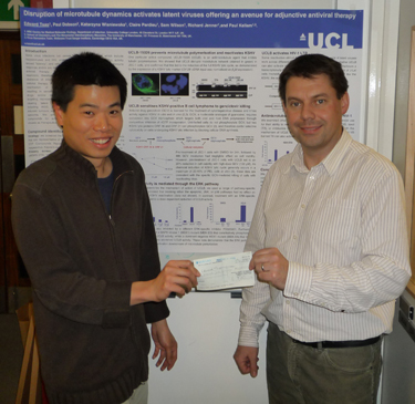 Poster Prize Runner Up - Ed Tsao