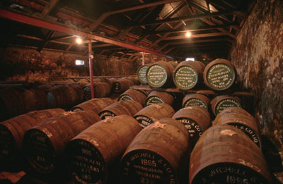 A whisky tour
