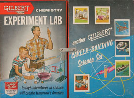 The chemistry set generation