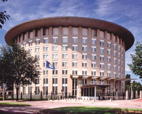 The OPCW oversees the Chemical Weapons Convention