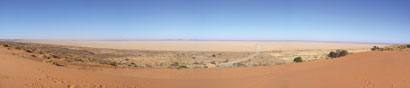 The Haskeen pan desert