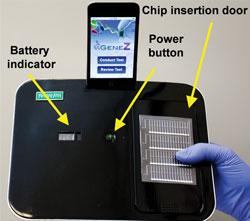 The Gene-Z device