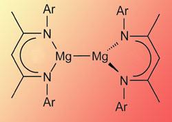 The magnesium complex