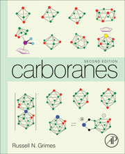 Book cover - Carboranes