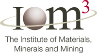 The Institue of Materials, Minerals and Mining
