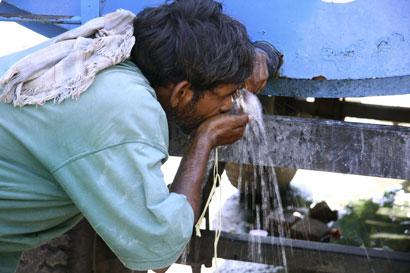 Arsenic wells drinking water