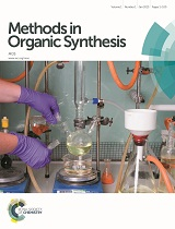 Cover image for Methods in Organic Synthesis