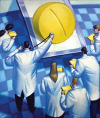 Pharma focuses on the patent cliff