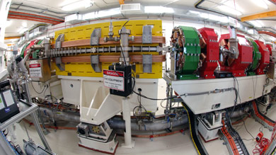 Synchrotron at Monash University