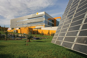 Germany consolidates solar power lead