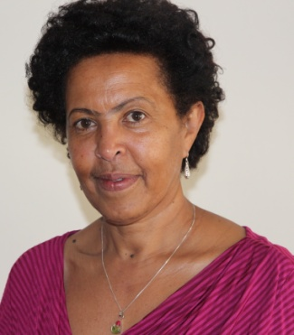 photo of Dr Nigist Asfaw