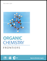 Cover image for Organic Chemistry Frontiers