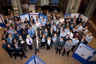 Delegates at the 2013 Organic Division Poster Symposium