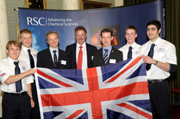 2011 UK Olympiad Team