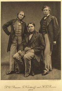 Bunsen, Kirchhoff & Roscoe (1862)