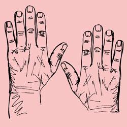 Chirality hands