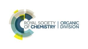 Organic Division, Royal Society of Chemistry