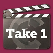Take 1 Clapper board