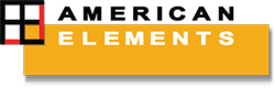 American Elements: global manufacturer of advanced chemical materials for renewable energy, green technology, photovoltaics, solar fuels, batteries, fuel cells, and hydrogen storage