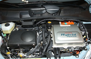 Lithium Ion Batteries In Hybrid Car
