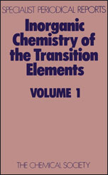 Inorganic Chemistry of the Transition Elements
