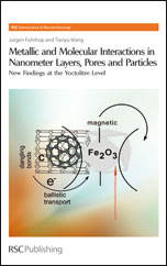 Metallic and Molecular Interactions in Nanometer Layers, Pores and Particles