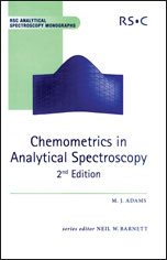Chemometrics in Analytical Spectroscopy