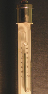 Beckman thermometer