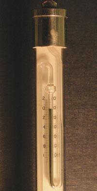 Θερμόμετρο Beckmann
