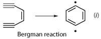 Bergman reaction