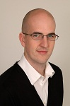 Dr Matthew Fuchter winner of the Royal Society of Chemistry Harrison-Meldola Memorial Prize 2014