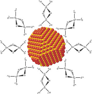 Conducting nanocrystal