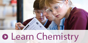 Learn Chemistry: Resources supporting the learning and teaching of chemistry