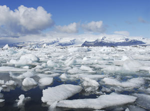 Melting-ice