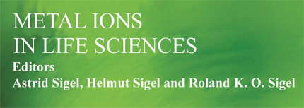 Metal Ions in Life Sciences Logo