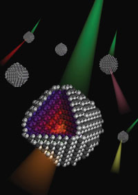 Non-blinking semiconductor nanocrystals