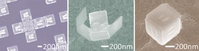 nanoscale origami