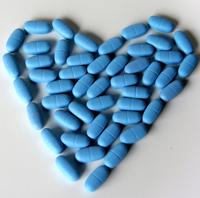 Viagra and crystal meth