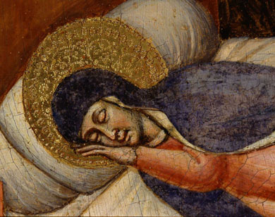 the 14th century painting the