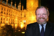 Bill Bryson at Westminster